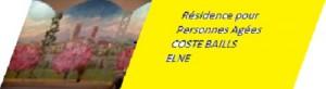 Maison de retraite d'elne Logo